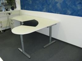 Foto 7 3-teiliges Ikea Büromöbelset, guter Zustand