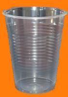 3000 Slush Trinkbecher Blue Jack  0,2 L Transparent für Slush Eismaschine