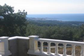 Foto 3 3+1 Luxus-Villa in Alanya-Incekum mit Meeresblick im Naturschutzgebiet