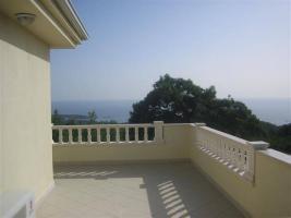 Foto 5 3+1 Luxus-Villa in Alanya-Incekum mit Meeresblick im Naturschutzgebiet