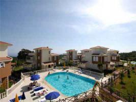 Foto 6 3+1 Luxus-Villa in Alanya-Incekum mit Meeresblick im Naturschutzgebiet