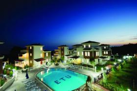 Foto 7 3+1 Luxus-Villa in Alanya-Incekum mit Meeresblick im Naturschutzgebiet