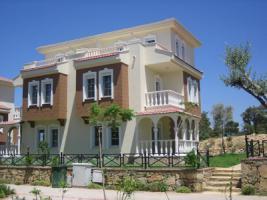 Foto 11 3+1 Luxus-Villa in Alanya-Incekum mit Meeresblick im Naturschutzgebiet