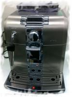 349 EUR statt 649 EUR UVP - Philips / Saeco Syntia HD 8836 silber/ schwarz - Kaffeevollautomat -