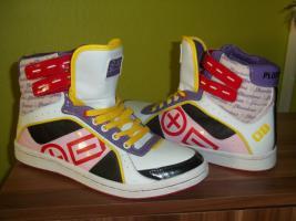 39 Sneaker PLUSMINUS Chiemsee High Top Hip Hop NEU