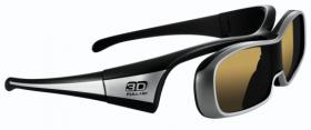 3D Panasonic Brille