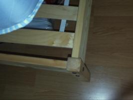 Foto 2 3Jahre altes IKEA Bett
