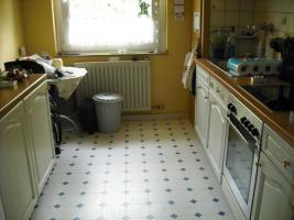 Küche mit neuem PVC
