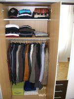 Foto 4 3 - teiliger Kleiderschrank