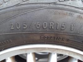 Foto 4 3er BMW >4 x Alufelgen mit Reifen