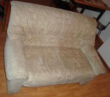 Foto 2 3er + 2er Sofa zu verschenken