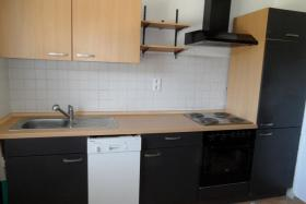 3m Küchenzeile mit E-Geräten
