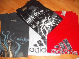 4 Herren Tshirts Gr. XXL !!!