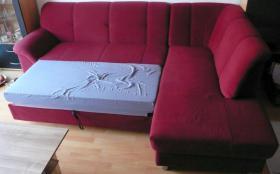 Foto 2 4 Jahre altes Sofa mit Schlaffunktion zu verkaufen