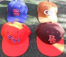4 Jugend Marken Caps Neu!!!