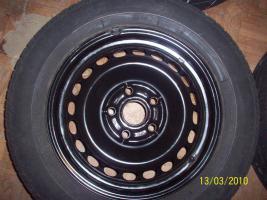 4 Kompletträder Goodyear 195/65 R15 für VW Passat Sommer
