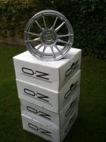 Foto 2 4 NEUE FELGEN OZ Ultraleggera 7,0 x 17 ET37 4x100 Opel, Mini, Honda, VW, u.a.