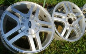 4 Original Ford Felgen 15'' 6Jx15H2