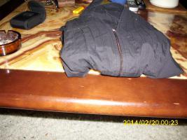 3 Schwarze Blusen,Langarm