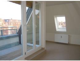 Foto 9 4-Raum-Mietwohnung mit Balkon in Striesen
