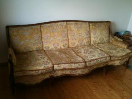 Foto 3 4-Sitzer-Sofa, 2 Sessel