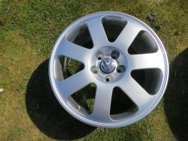 4 Stück Volkswagen Phaeton Alu-Felgen 18 Zoll