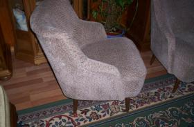 4 Wunder schöne Sessel aus den 60 er jahren