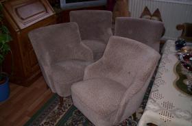 Foto 3 4 Wunder schöne Sessel aus den 60 er jahren