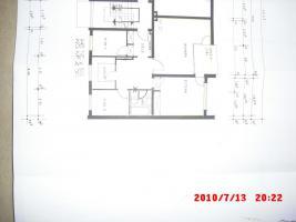 4 Zimmer, Küche, Bad, Balkon EGW mit Keller und Einstellplatz auf dem Hof
