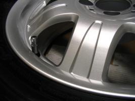 Foto 14 4 gebrauchte Michelin Primacy Pilot Sommerkompletträder SLK Mercedes Benz  incl. 7 Speichen Leichtschmiedefelge 16 Zoll