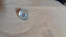 Foto 2 4 sehr schöne Glaskugeln