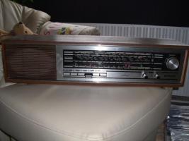 40 Jahre altes Grundig - Radio