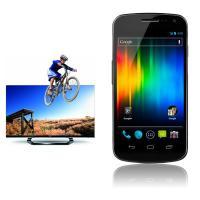 42'' 3D-LED-TV LG + Samsung Galaxy Nexus I9250