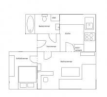 Foto 9 44m² Wohnung in Leoben
