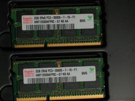 4GB DDR3 SO-DIMM (gebraucht)