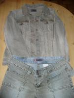 4WARDS Jeans und Jacke