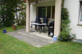 4.5 Zimmerwohnung mit Gartensitzplatz