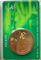 Foto 2 5 Dollar Olympiamünzen Sydney 2000