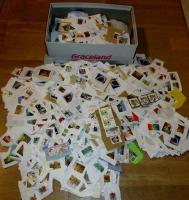 Foto 4 5 kg Briefmarken-Kiloware BRD