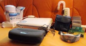 5 neuwertige elektrische Artikel  für Haus u. Gesundheit