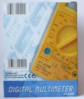 Foto 2 50 Digital-Multimeter DT-830B NEU & OVP, CE TÜV