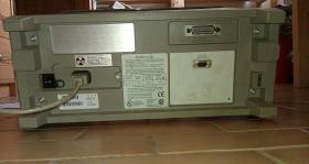 Foto 7 500MHz Tektronix TDS 520A digitales 2-Kanal Speicher oszilloskop