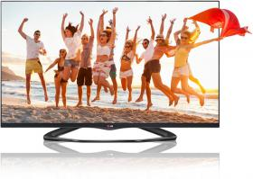55'' 3D-LED-TV LG Fernseher + Simkarte Vodafone Handyvertrag !!NEU!!