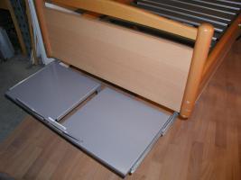 Foto 4 55 elektrische V�lker Pflegebetten Typ 3010 - gebraucht