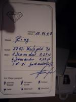 Foto 6 585er Weissgold Diamantring