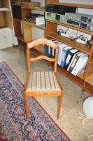6 Biedermeier Stühle