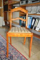 Foto 2 6 Biedermeier Stühle
