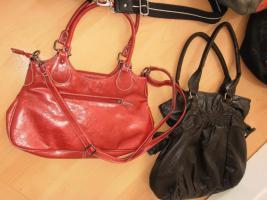 Foto 3 6 Hand Taschen (3 Leder)