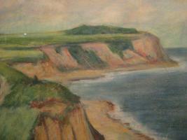 Foto 2 6 Originale(Öl, Pastell) des Malers Otto Arndts