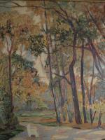 Foto 3 6 Originale(Öl, Pastell) des Malers Otto Arndts